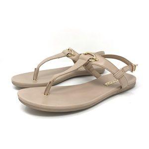 Aldo Nude Sandals Size 7